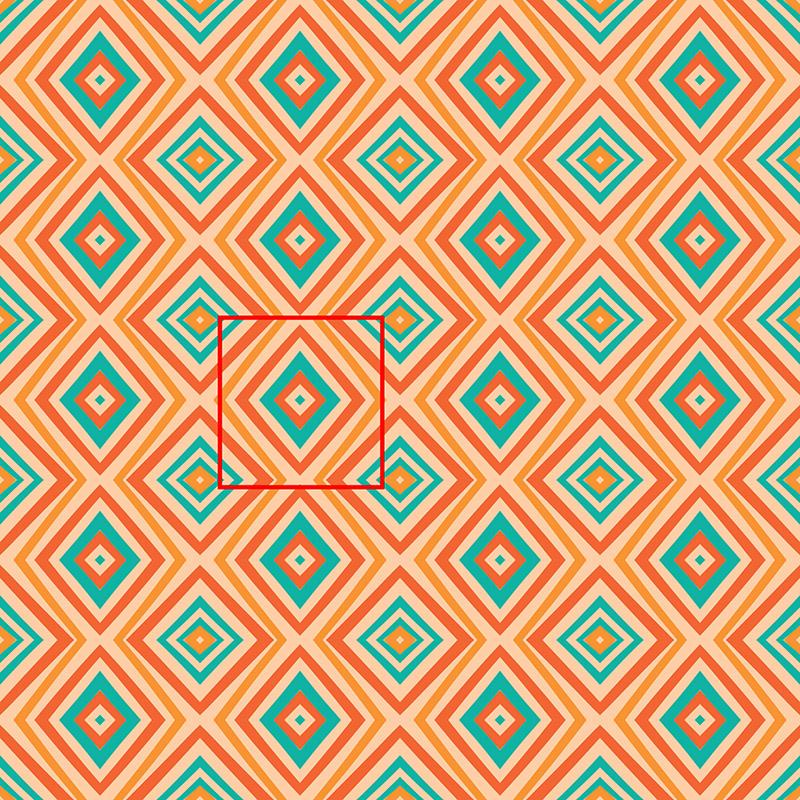 Tapeta Aztecki miraż