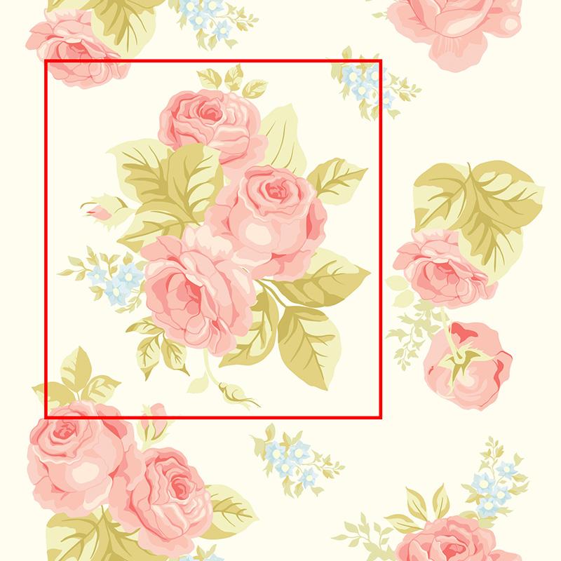 Tapeta Różane bukiety